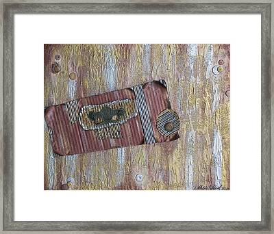Vintage Framed Print by Molly Roberts