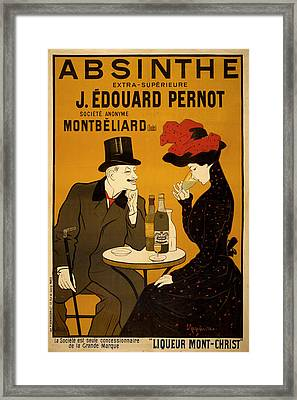 Vintage Poster 2 Framed Print