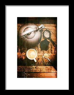 Teakettle Framed Prints