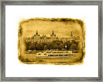 Vintage04 Framed Print by Svetlana Sewell