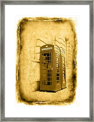 Vintage07 Framed Print by Svetlana Sewell