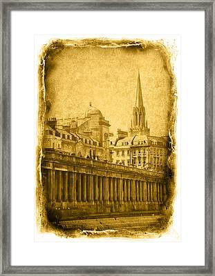 Vintage08 Framed Print by Svetlana Sewell