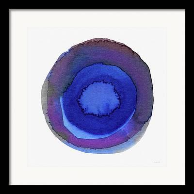 Agate Framed Prints