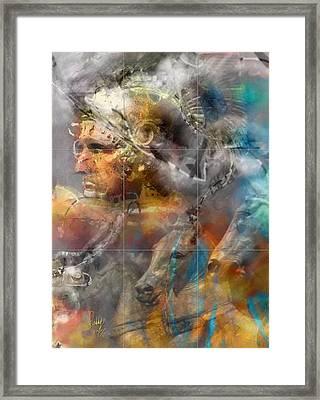 Vipsanius  Framed Print by Freddy Kirsheh