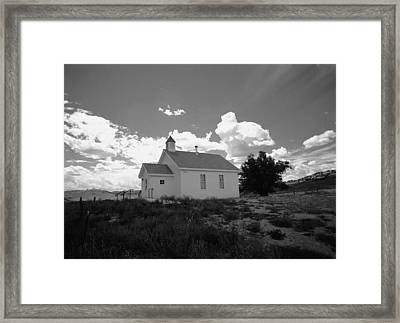 Virginia Dale Colorado Framed Print by Susan Chandler