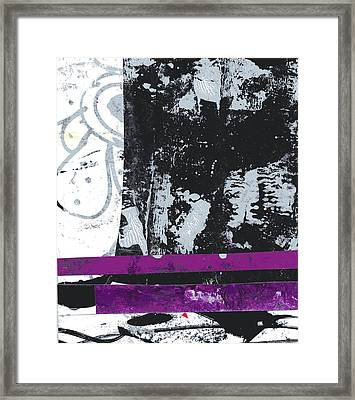 Virginia Tiny Art #126 Framed Print by Stacey Brown