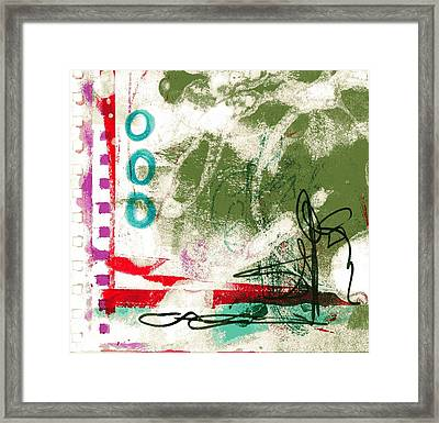 Virginia Tiny Art #132 Framed Print by Stacey Brown