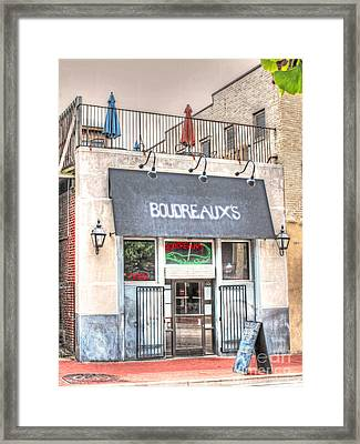 Virginia Va Art - Blacksburg Va - Boudreaux's Framed Print