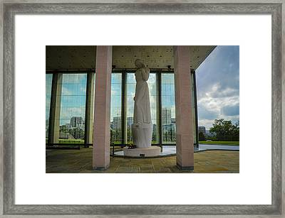 Virginia War Memorial Framed Print