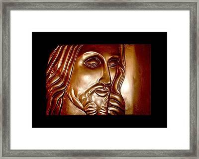 Virtue Framed Print by A Yasini