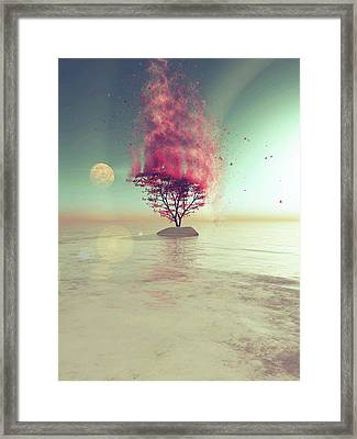 Virtuosity Framed Print