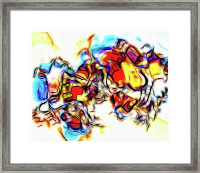 Virtuosity Framed Print