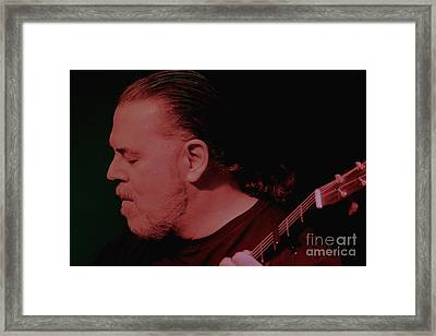 Framed Print featuring the photograph Virtuoso IIi by Jesse Ciazza
