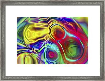 Vision 10 Framed Print