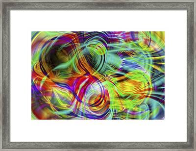 Vision 11 Framed Print