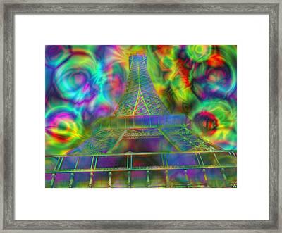 Vision 15 Framed Print