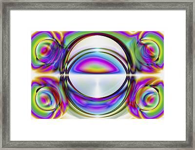 Vision 17 Framed Print