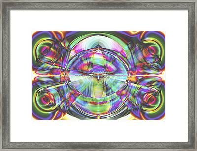 Vision 18 Framed Print