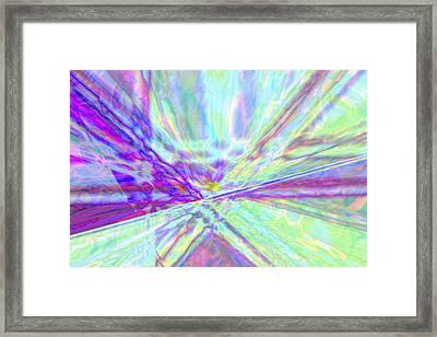 Vision 20 Framed Print