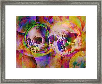 Vision 23 Framed Print