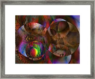 Vision 24 Framed Print