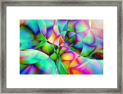 Vision 25 Framed Print