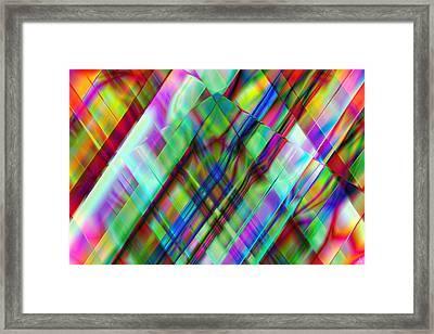 Vision 26 Framed Print