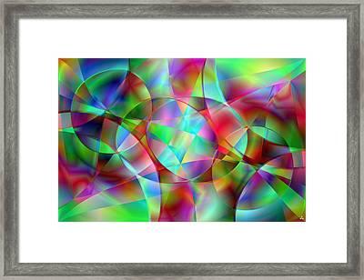 Vision 27 Framed Print