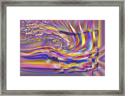 Vision 31 Framed Print