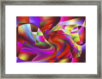 Vision 32 Framed Print