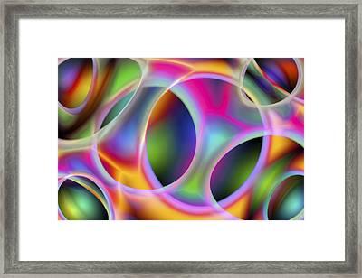 Vision 35 Framed Print