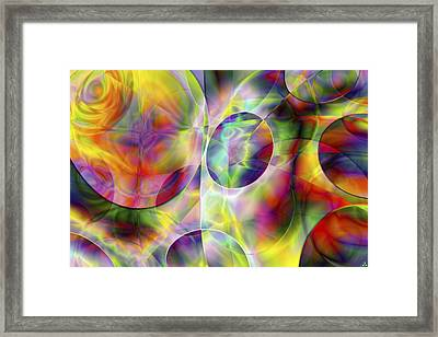 Vision 36 Framed Print