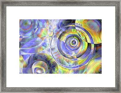 Vision 37 Framed Print