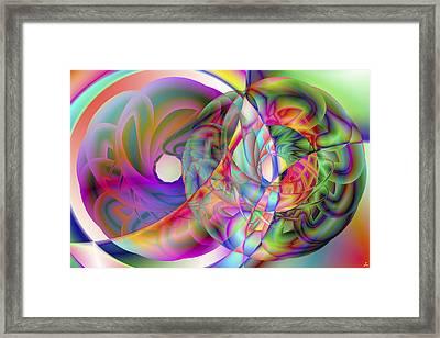 Vision 41 Framed Print