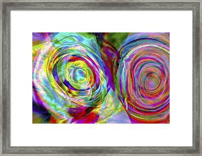 Vision 44 Framed Print