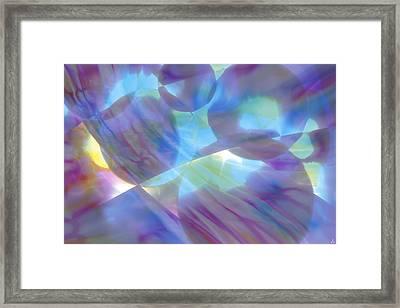 Vision 46 Framed Print