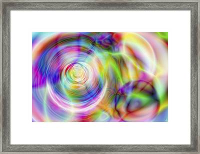 Vision 7 Framed Print