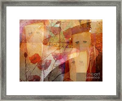 Vision Framed Print by Lutz Baar
