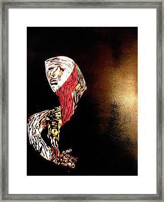 Vision Framed Print by Patricia Bigelow
