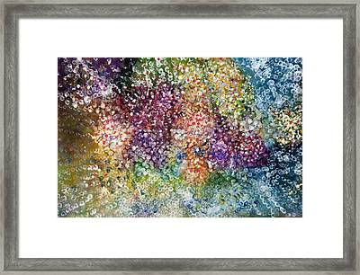 Visionary Painting Framed Print by Don  Wright