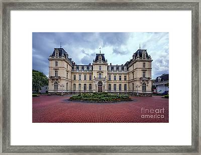 Visions Of Another Time Framed Print