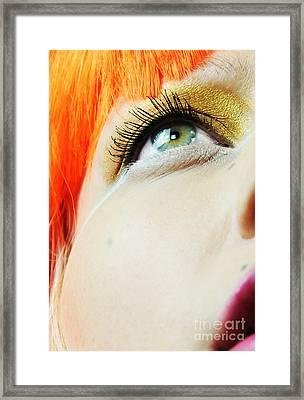 Visionworks Framed Print