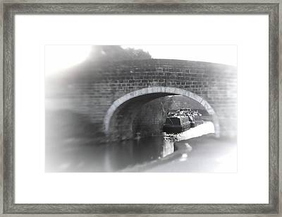 Visit To An Old Friend Framed Print