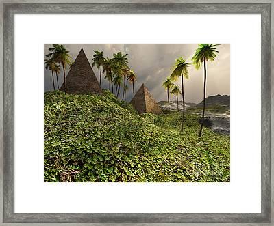 Vistages Framed Print