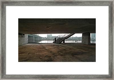 Vita Activa Framed Print by Marcus Hammerschmitt