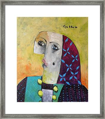 Vitae The Baker  Framed Print by Mark M Mellon