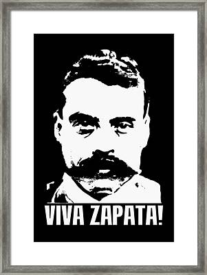 Viva Zapata Framed Print by Otis Porritt