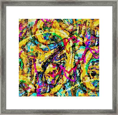 Vivacious Framed Print