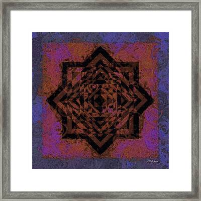 Vivid Dreams Framed Print