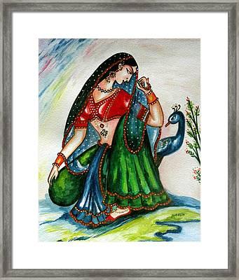 Viyog Framed Print by Harsh Malik